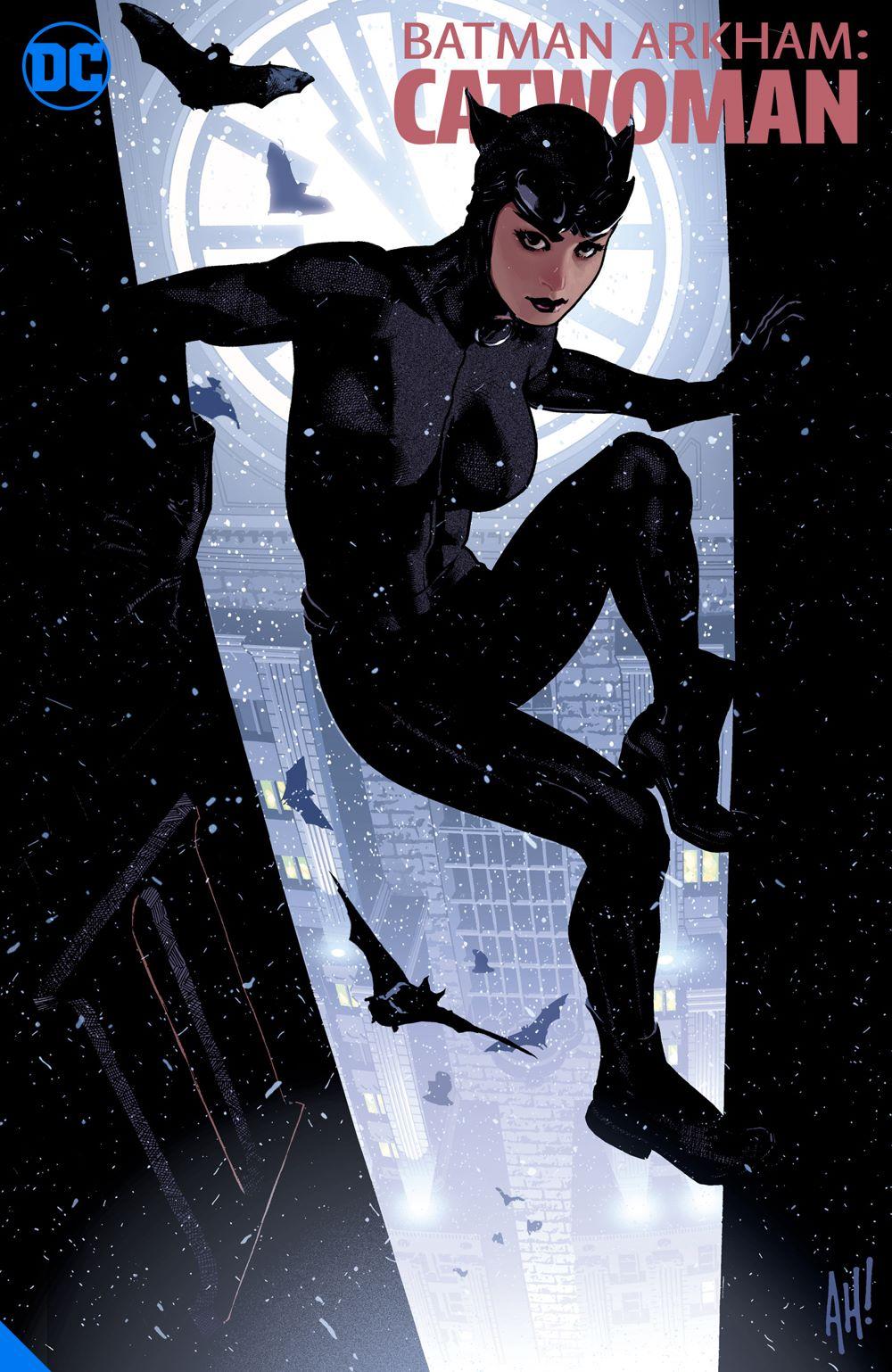 batmanarkhamcatwoman_adv DC Comics August 2021 Solicitations