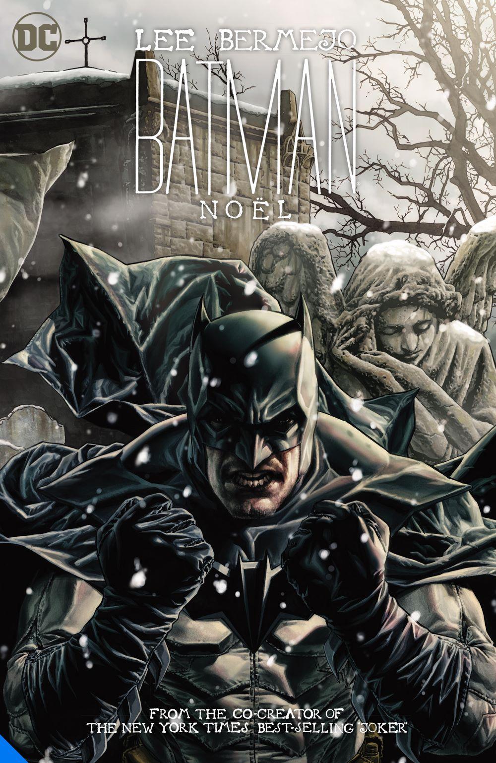 batmannoel_adv DC Comics August 2021 Solicitations