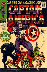 captain_america_100-196x300 Hottest Comics for 5/19: Silver Age Marvel Dominance