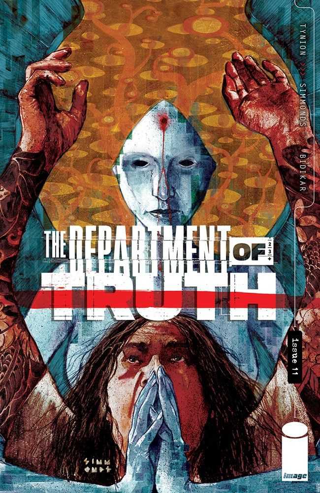 deptoftruth11_cover_web_c6815a0147f8285e3b5042ebb3626151 Bigfoot is hunted in THE DEPARTMENT OF TRUTH this June