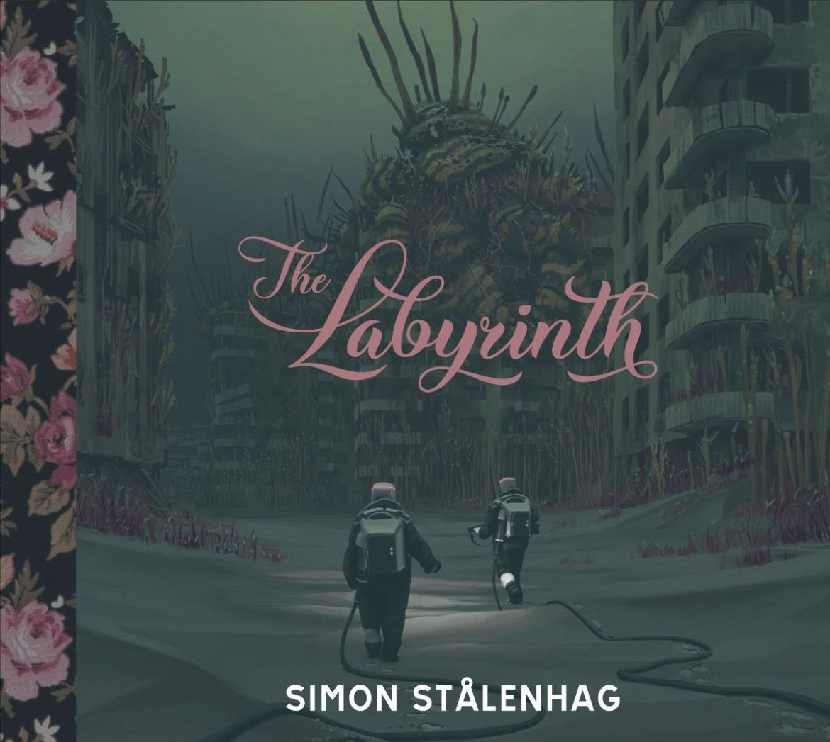 f802da2b-00a2-4664-8200-2c4636db0c81_c6815a0147f8285e3b5042ebb3626151 Simon Stålenhag's THE LABYRINTH to be published by Image/Skybound