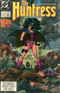 huntress_1-194x300 Hottest Comics for 5/19: Silver Age Marvel Dominance