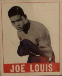 joe-lewis-e1620407842830-246x300 Sport Card Collecting 101: 1948 Leaf Boxing Is A Knockout!