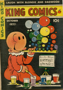 king-comics-b-e1621695750307-211x300 Sneaky Moves: Are King Comics Getting Ready To Rule The Charts?