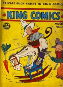 king-comics-e-e1621696149462-218x300 Sneaky Moves: Are King Comics Getting Ready To Rule The Charts?