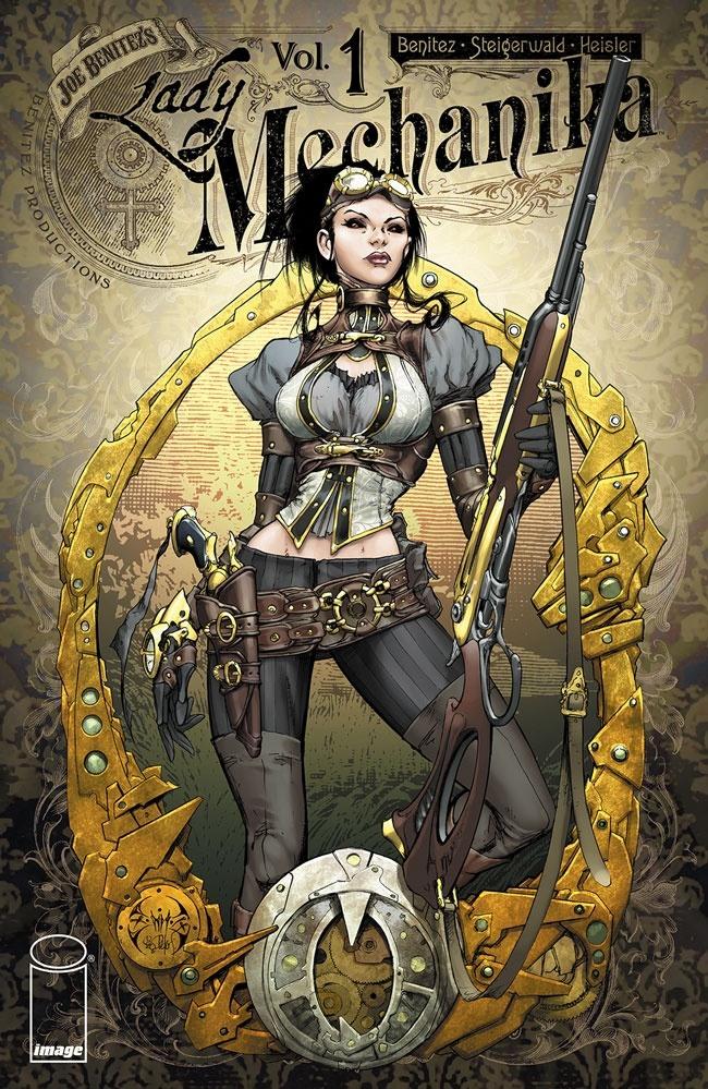 ladymechanika_tp1_cov Image Comics August 2021 Solicitations
