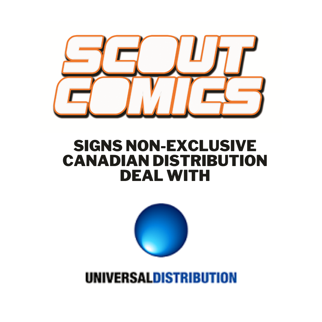 scout_universal Scout Comics forms Canadian distribution deal with Universal Distribution