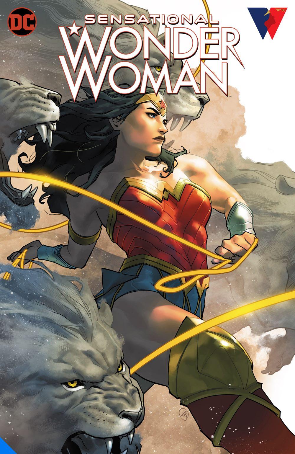 sensationalwonderwoman_adv DC Comics August 2021 Solicitations