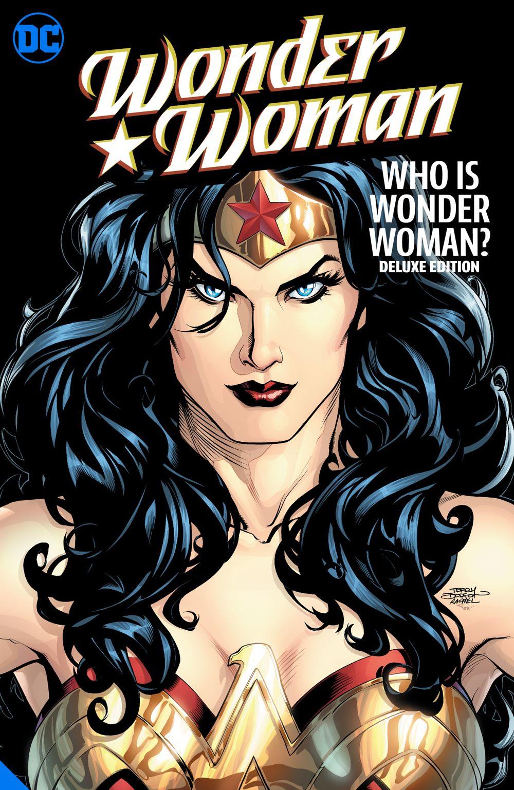 wonderwomanwhoiswonderwoman-dlx_adv DC Comics August 2021 Solicitations