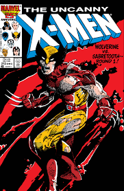 x-men212 Blogger Dome - Sabretooth vs. Bullseye