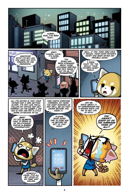 AGGRETSUKO-LITTLE-REI-REFERENCE-06 ComicList Previews: AGGRESTSUKO VOLUME 3 LITTLE REI OF SUNSHINE HC