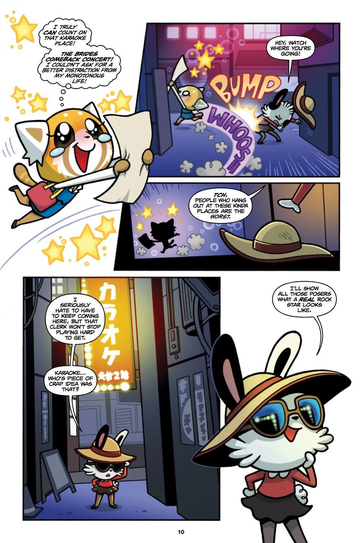AGGRETSUKO-LITTLE-REI-REFERENCE-11 ComicList Previews: AGGRESTSUKO VOLUME 3 LITTLE REI OF SUNSHINE HC
