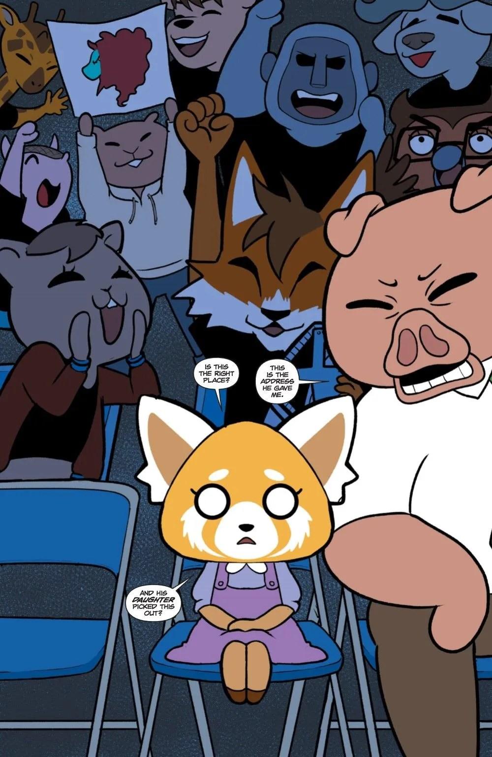 AGGRETSUKO-MHW-3-MARKETING-10 ComicList Previews: AGGRETSUKO MEET HER WORLD #3