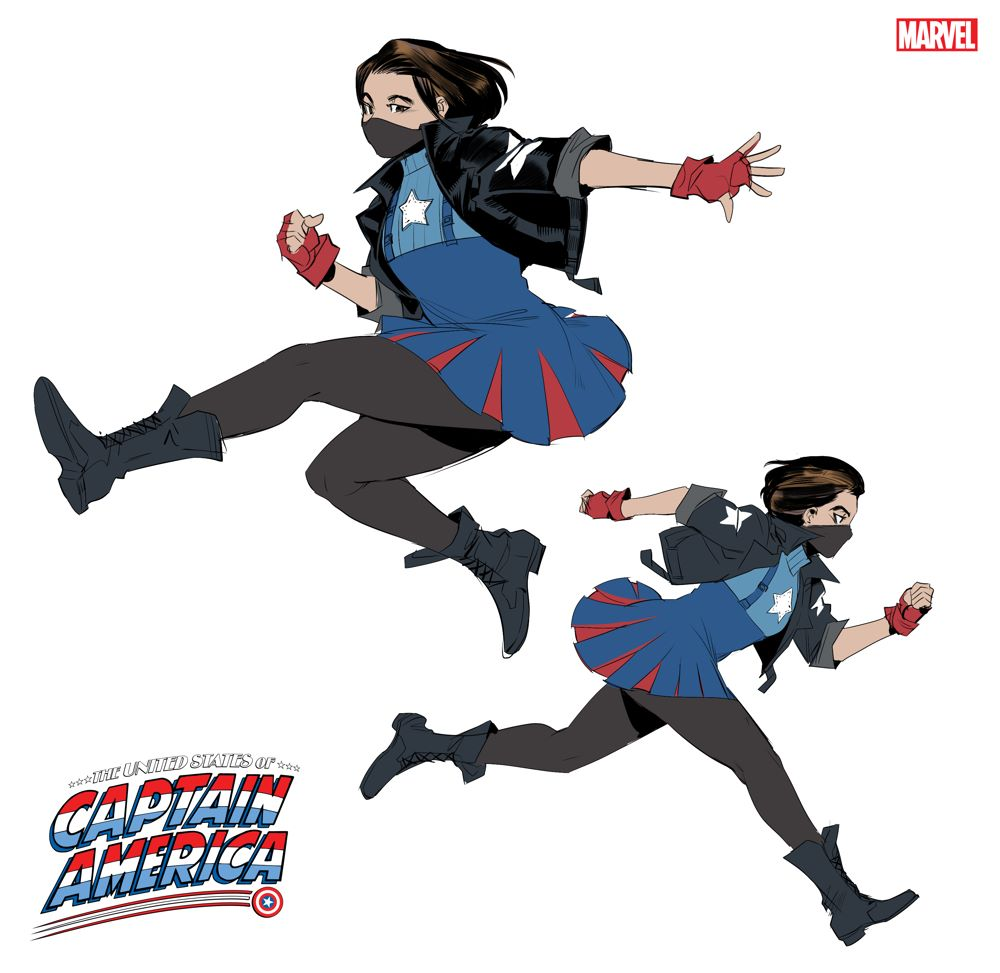 Ari-Agbayani_Design1 Meet another new Cap in UNITED STATES OF CAPTAIN AMERICA #4
