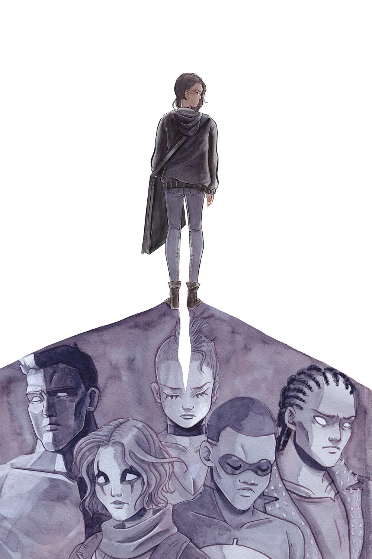 BKHMRUT_i2_FC_VAR_B_LENOX_FNL Dark Horse Comics September 2021 Solicitations