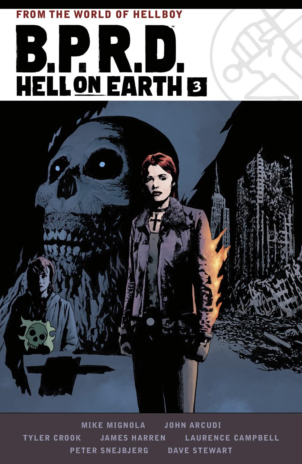 BPRDHOEV3_TPB_CVR_4x6_SOL Dark Horse Comics September 2021 Solicitations