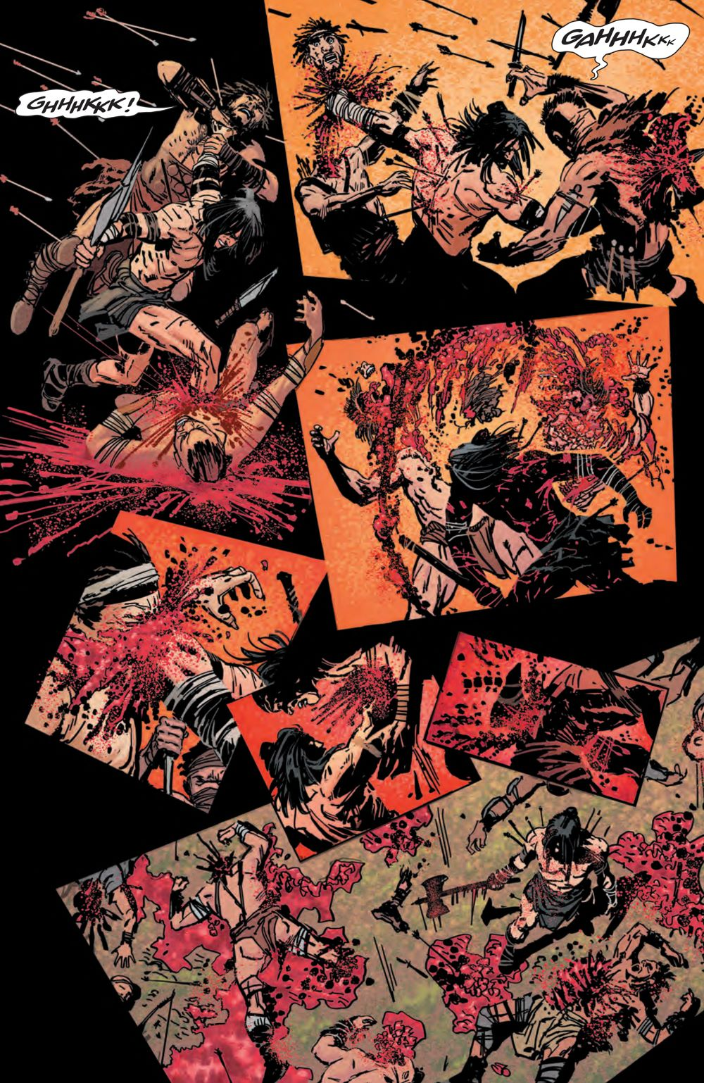 BRZRKR_003_PRESS_4 ComicList Previews: BRZRKR #3 (OF 12)