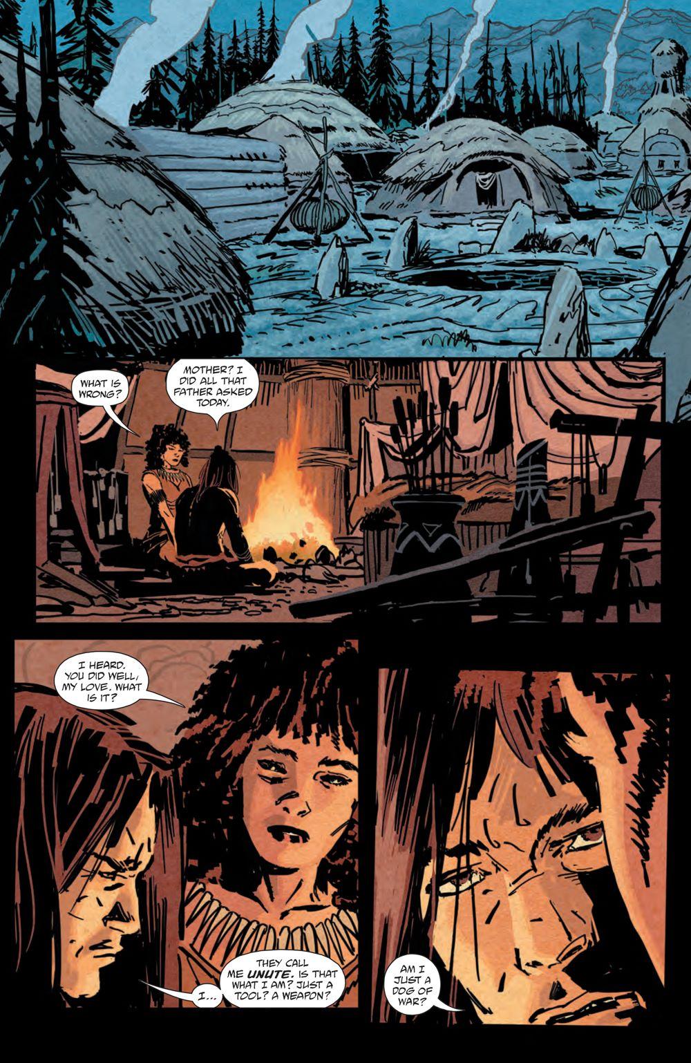 BRZRKR_003_PRESS_6 ComicList Previews: BRZRKR #3 (OF 12)