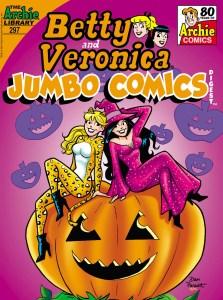 BVJumbo297-223x300 Archie Comic Publications September 2021 Solicitations
