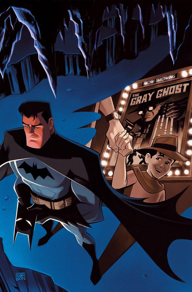 Batman_The_Adventure_Continues-4-Variant DC Comics September 2021 Solicitations