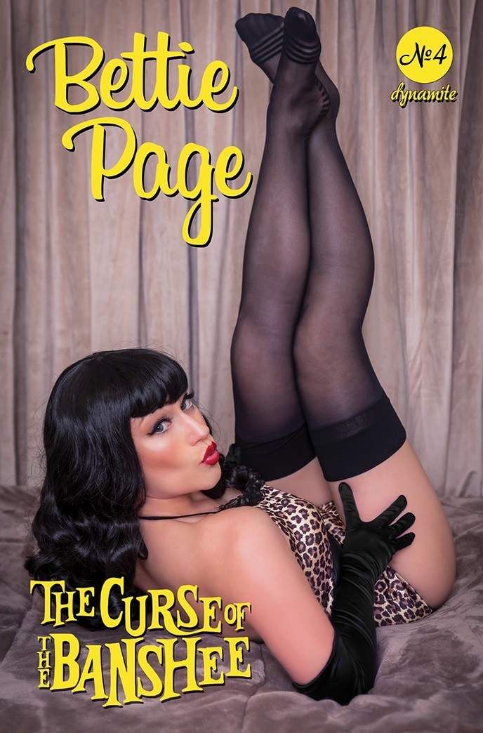 BettiePage2021-04-04041-D-Cosplay Dynamite Entertainment September 2021 Solicitations