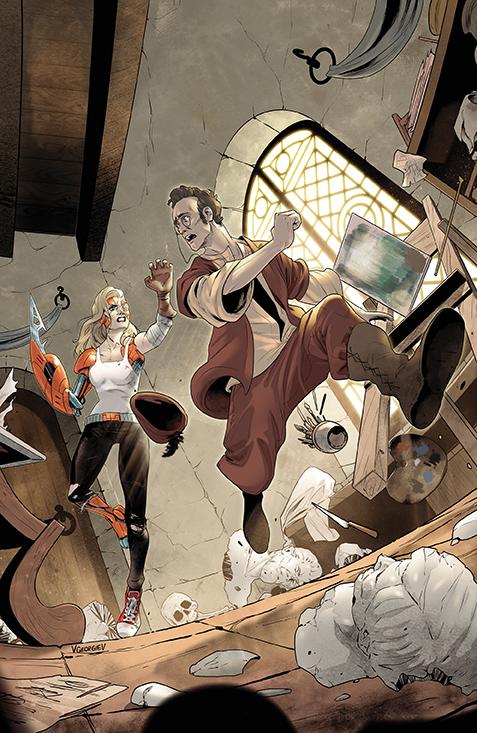 Buffy_029_Cover_B_Multiversus BOOM! Studios September 2021 Solicitations