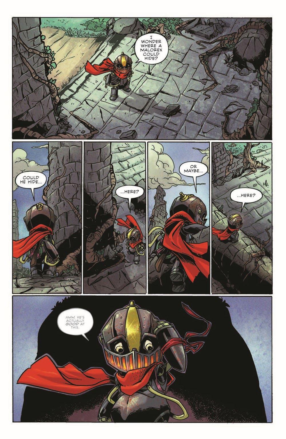 CANTOTPB02_pr-5 ComicList Previews: CANTO II THE HOLLOW MEN TP
