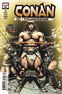 CONANBARB2019022_Preview-1-198x300 ComicList Previews: CONAN THE BARBARIAN #22