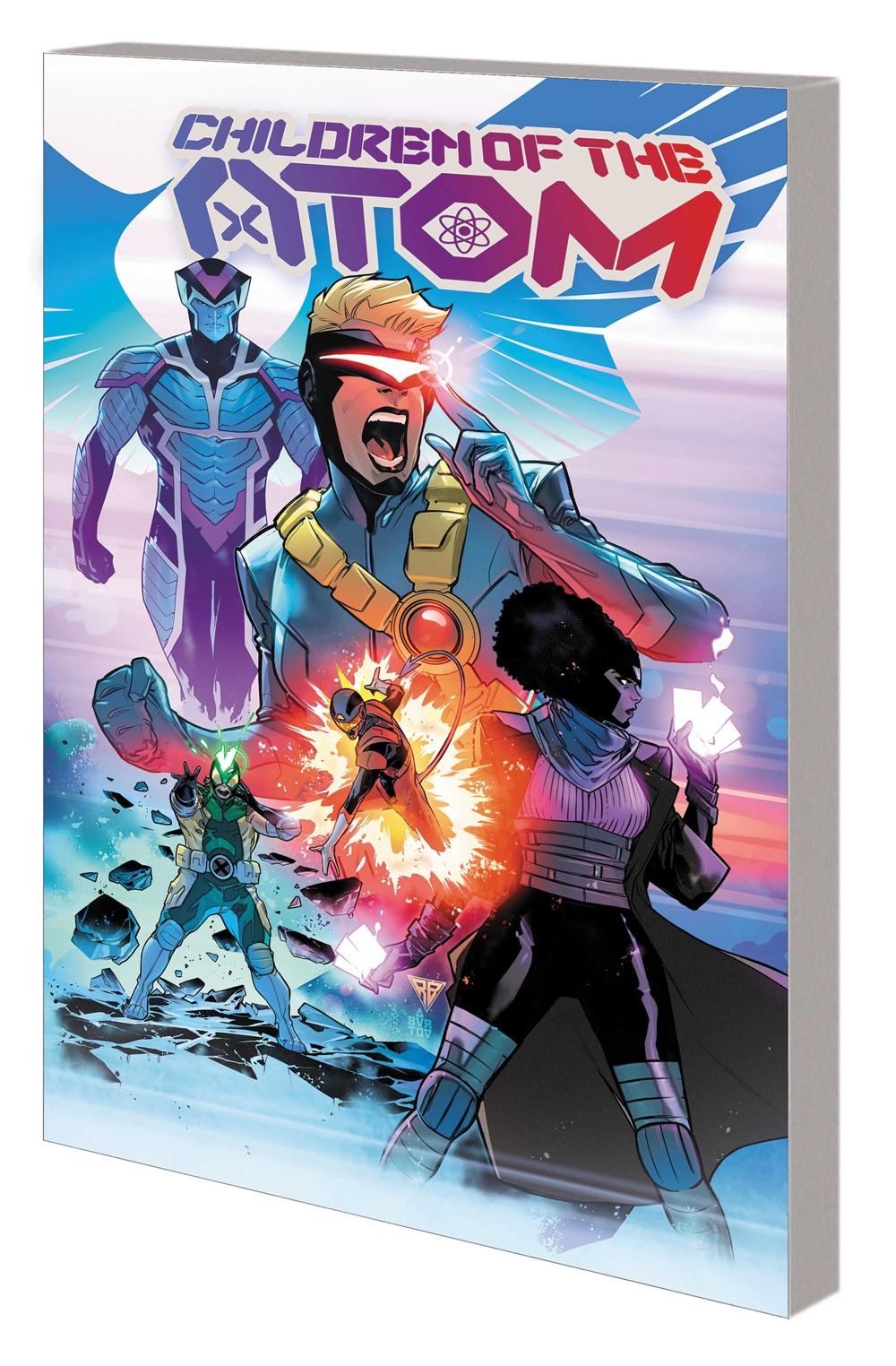 COTA_VOL_1_TPB Marvel Comics September 2021 Solicitations
