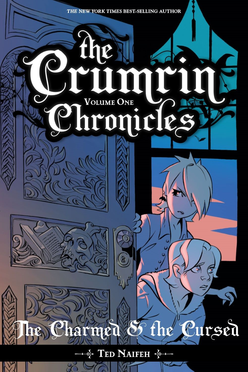CRUMCHRON-V1-REFERENCE-001 ComicList Previews: THE CRUMRIN CHRONICLES VOLUME 1 THE CHARMED AND THE CURSED TP