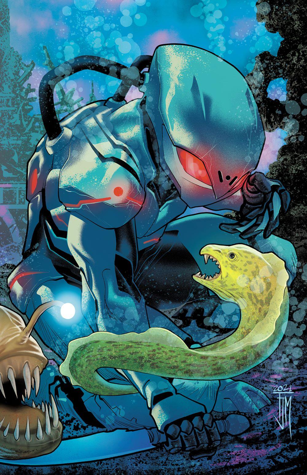 CVR-BM_1_RATIOVAR DC Comics September 2021 Solicitations