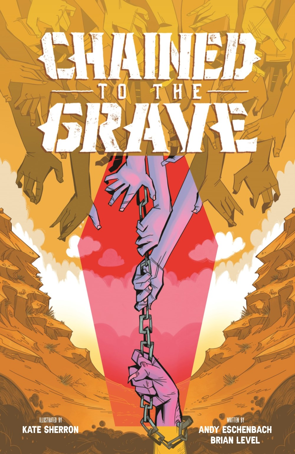 ChainedToTheGrave_Cvr-2 IDW Publishing September 2021 Solicitations