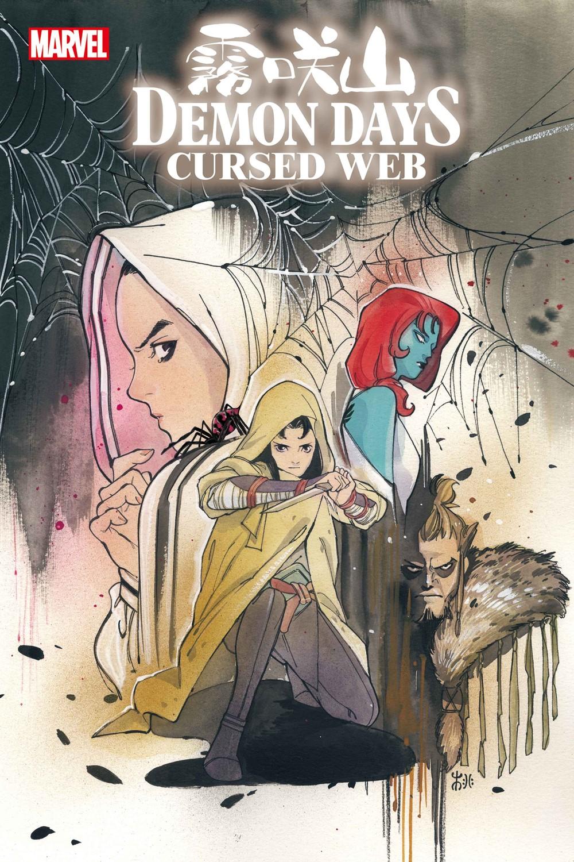 DEMONDAYSCURSEDWEB2021001_cov Marvel Comics September 2021 Solicitations