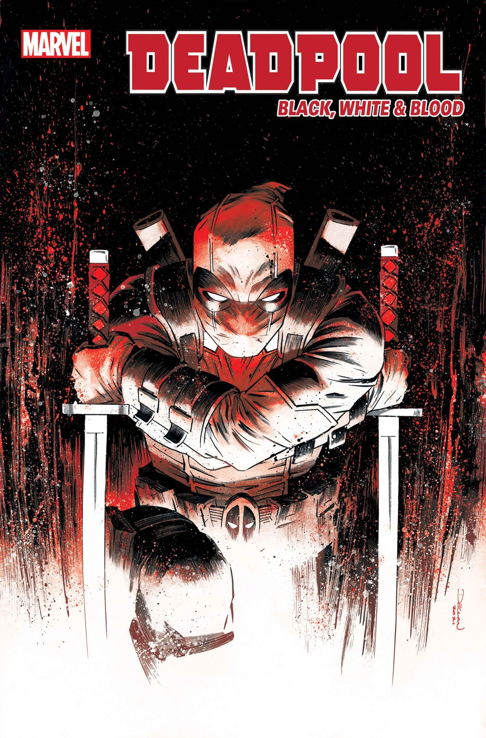 DPOOLBLKWHBL2021002_cover Marvel Comics September 2021 Solicitations