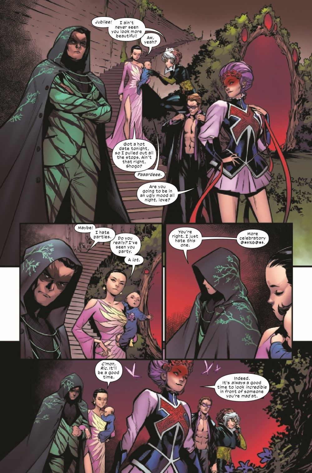 EXCAL2019021_Preview-2 ComicList Previews: EXCALIBUR #21
