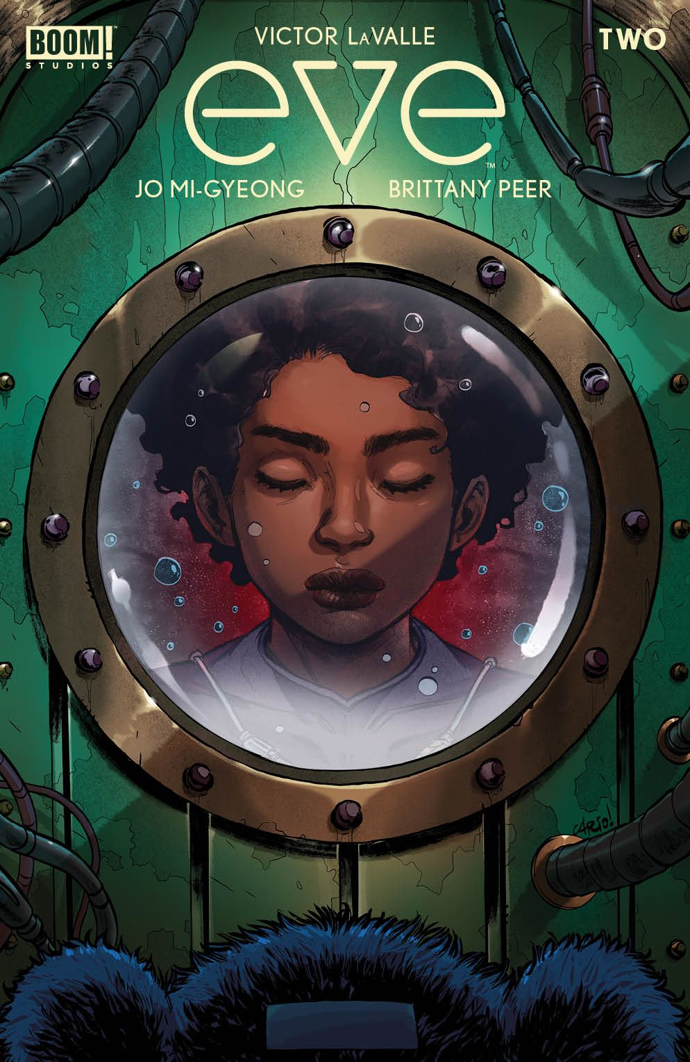 Eve_002_Cover_A_Main ComicList Previews: EVE #2 (OF 5)