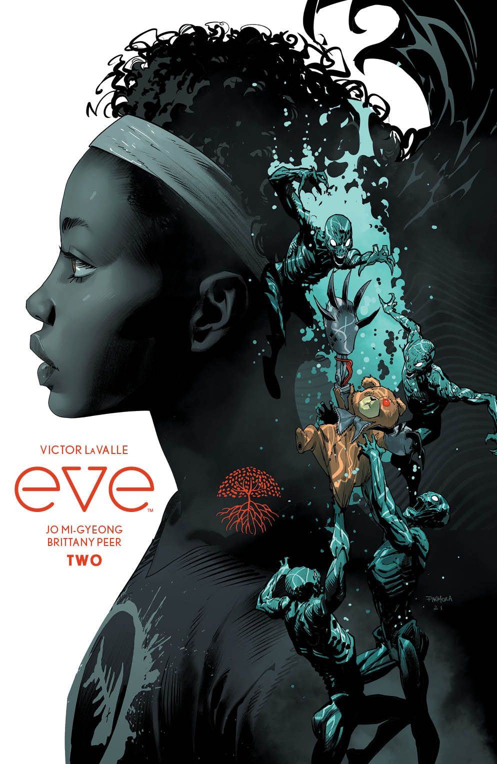 Eve_002_Cover_B_Variant ComicList Previews: EVE #2 (OF 5)