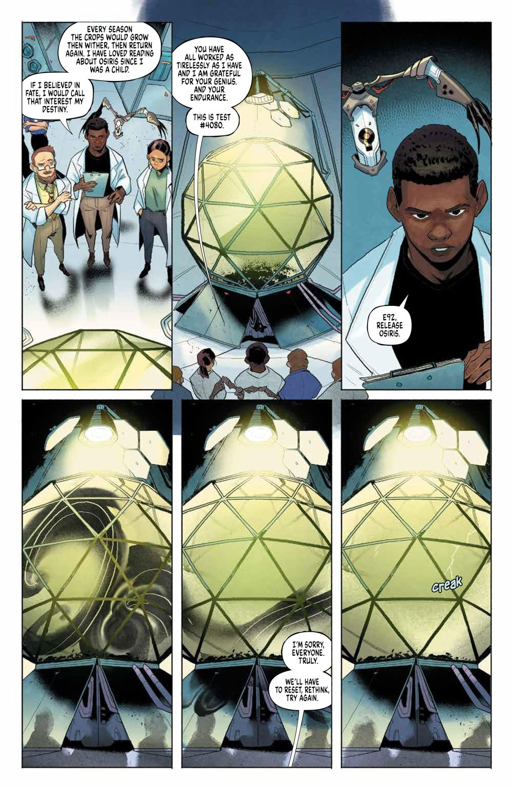 Eve_002_PRESS_5-1 ComicList Previews: EVE #2 (OF 5)