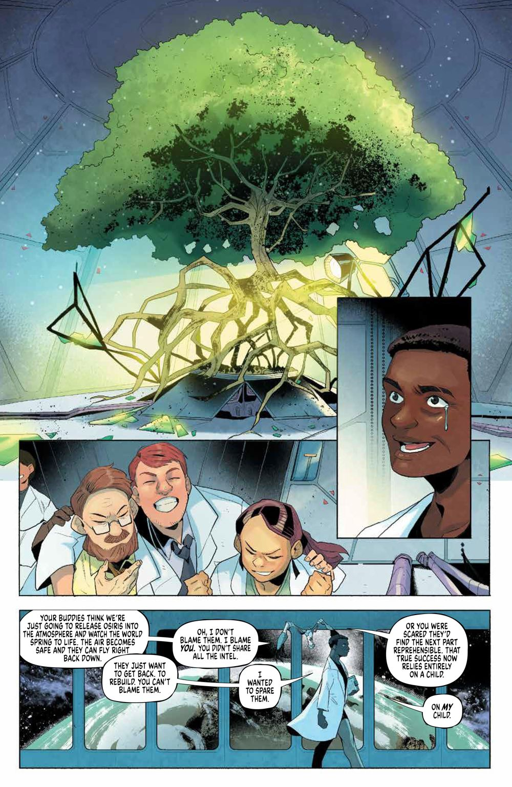 Eve_002_PRESS_6-1 ComicList Previews: EVE #2 (OF 5)
