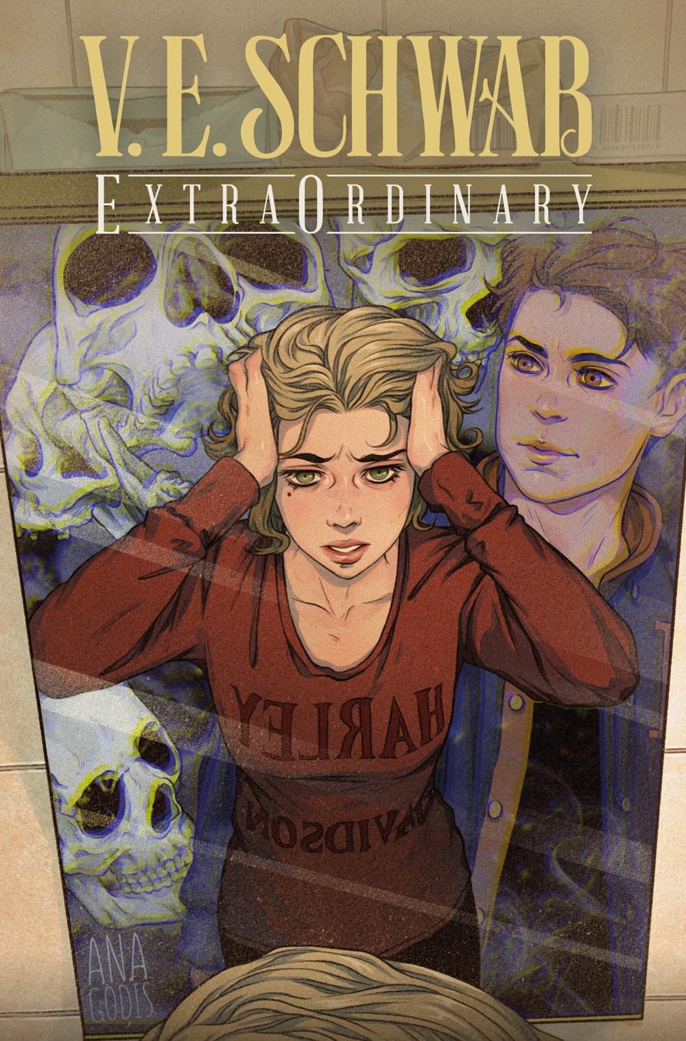 ExtraOrdinary1_A ComicList: Titan Comics New Releases for 06/23/2021