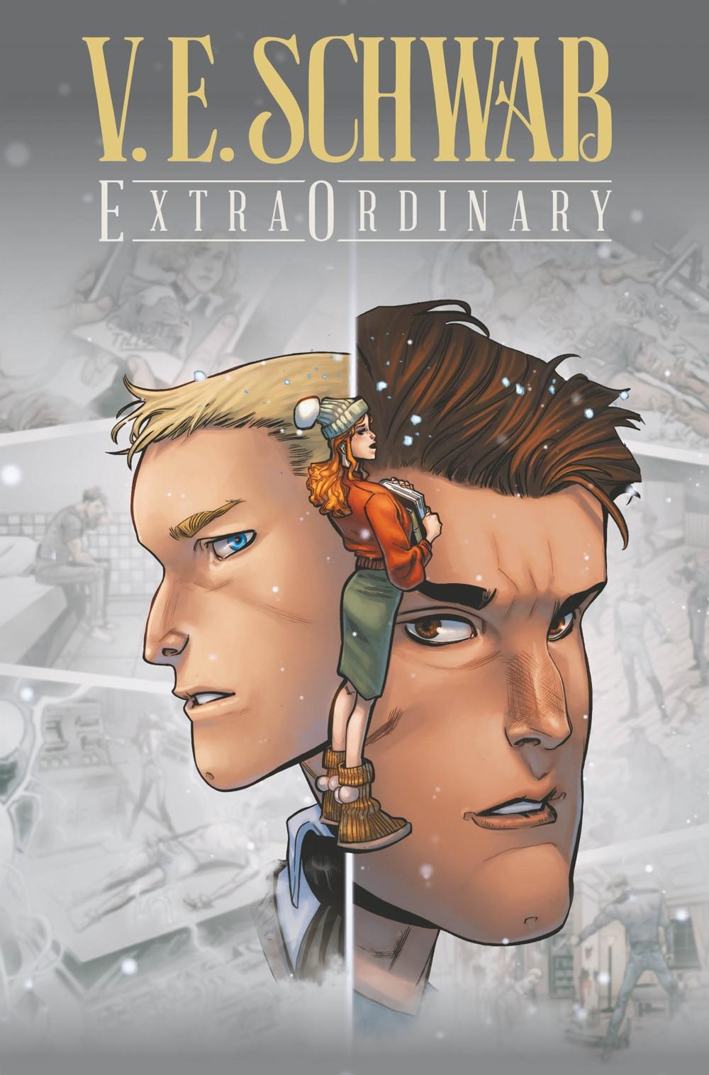ExtraOrdinary1_B ComicList Previews: EXTRAORDINARY #1