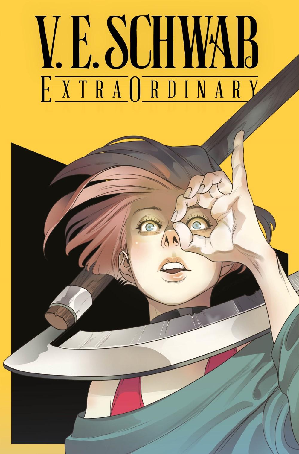 ExtraOrdinary1_C ComicList: Titan Comics New Releases for 06/23/2021