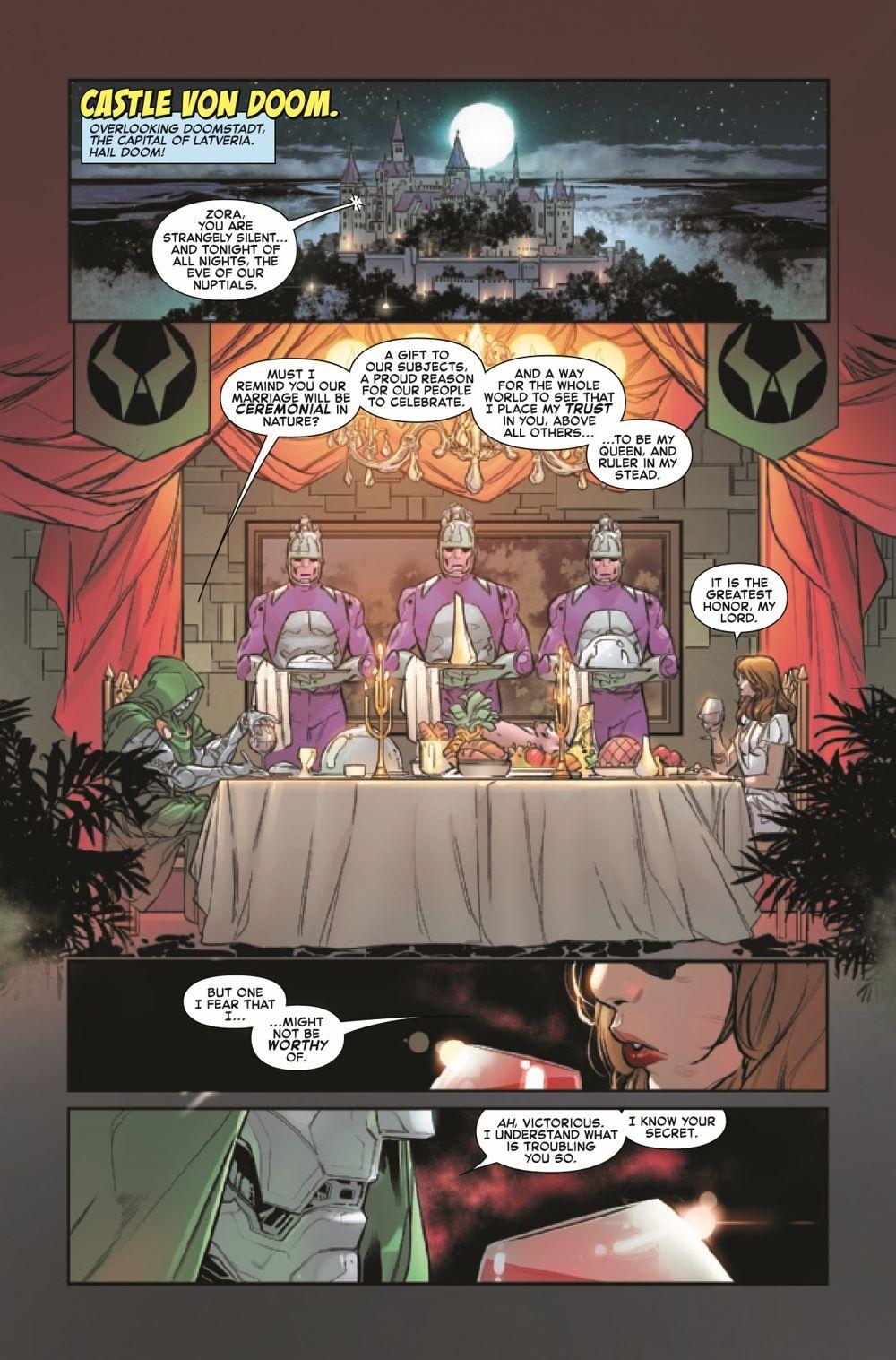 FF2018033_Preview-3 ComicList Previews: FANTASTIC FOUR #33