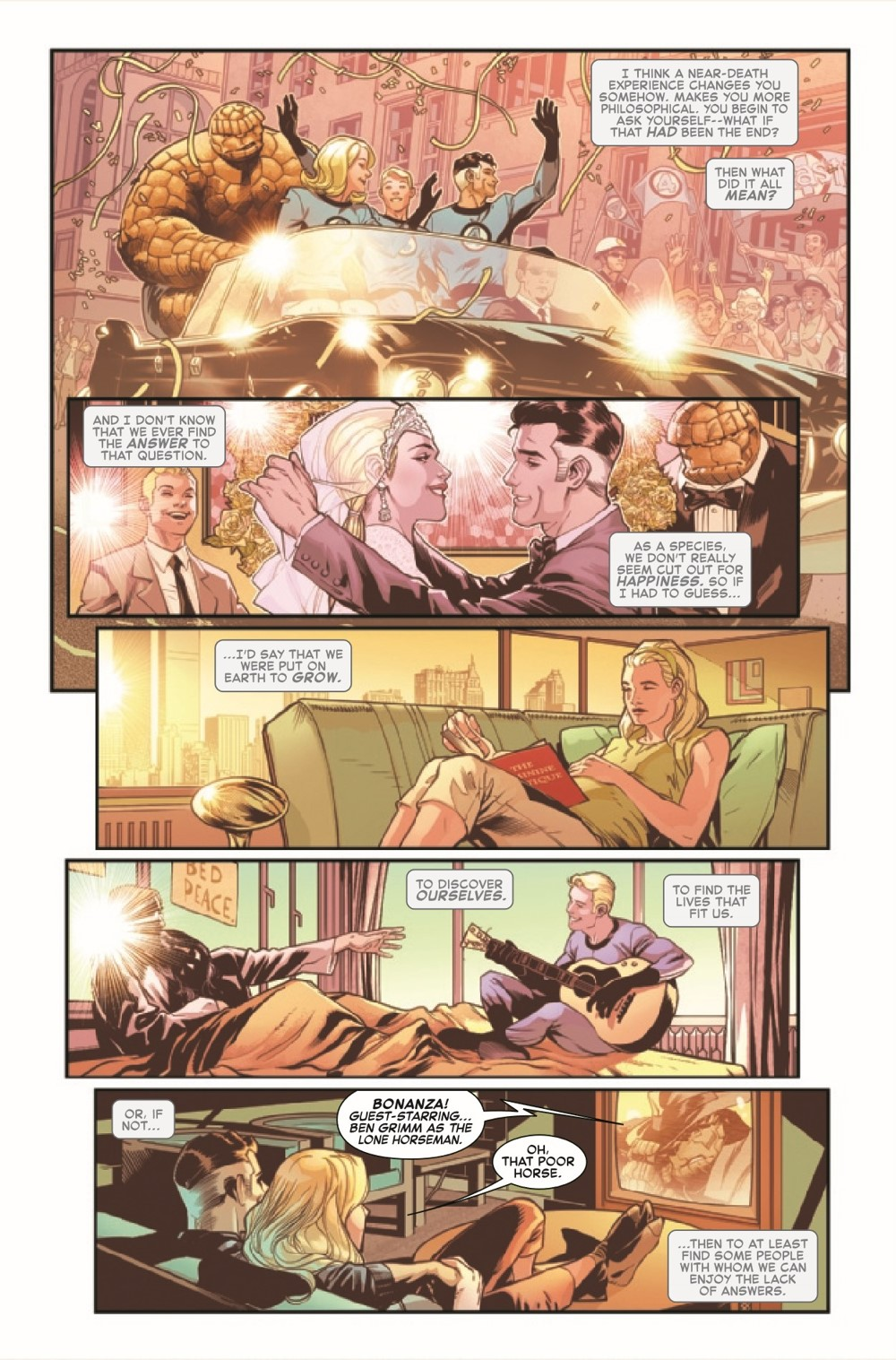 FFLIFESTORY2019002_Preview-3 ComicList Previews: FANTASTIC FOUR LIFE STORY #2 (OF 6)