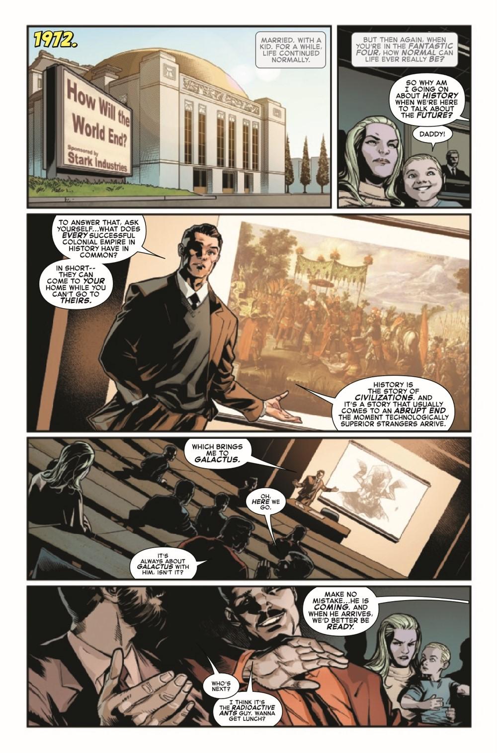 FFLIFESTORY2019002_Preview-4 ComicList Previews: FANTASTIC FOUR LIFE STORY #2 (OF 6)
