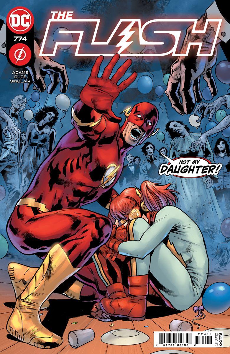 FLS_Cv774_77411 DC Comics September 2021 Solicitations