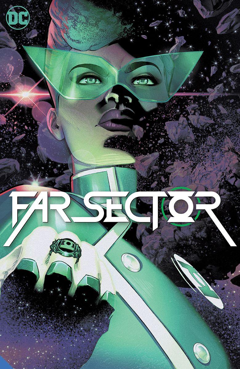 FarSector_9781779512055 DC Comics September 2021 Solicitations