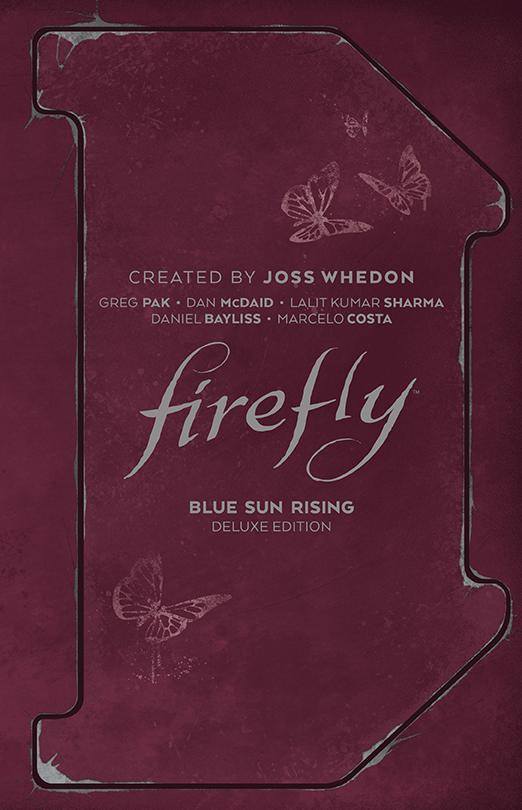 Firefly_BlueSunRising_Deluxe_HC_Cover BOOM! Studios September 2021 Solicitations