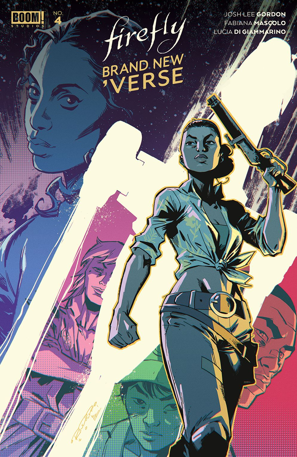 Firefly_BrandNewVerse_004_Cover_C_Variant ComicList Previews: FIREFLY A BRAND NEW 'VERSE #4 (OF 6)