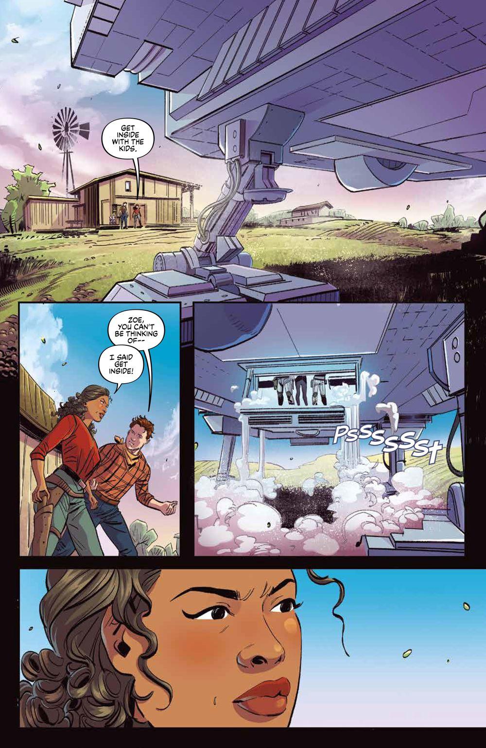 Firefly_BrandNewVerse_004_PRESS_3 ComicList Previews: FIREFLY A BRAND NEW 'VERSE #4 (OF 6)